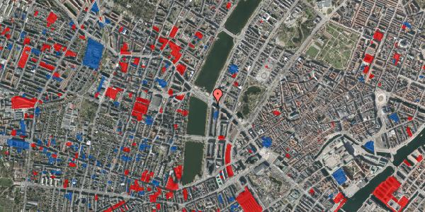 Jordforureningskort på Gyldenløvesgade 25, 1600 København V