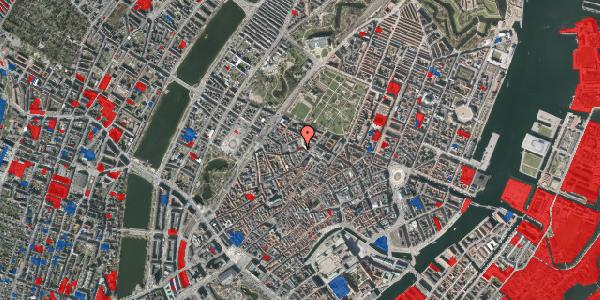 Jordforureningskort på Hauser Plads 12, 4. , 1127 København K