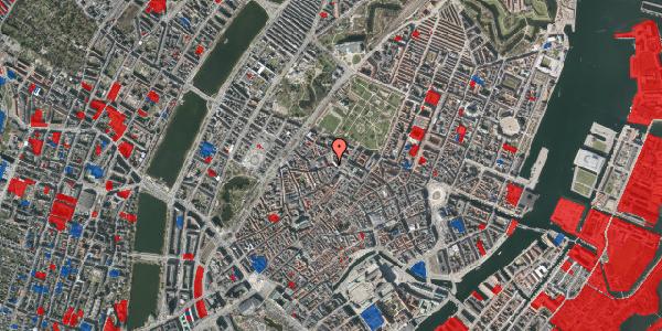 Jordforureningskort på Hauser Plads 14, 3. , 1127 København K