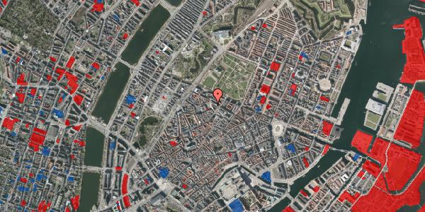 Jordforureningskort på Hauser Plads 16C, 1. , 1127 København K