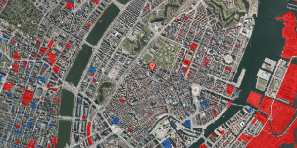 Jordforureningskort på Hauser Plads 16D, kl. , 1127 København K