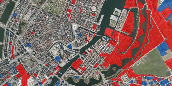 Jordforureningskort på Havnegade 35, kl. 3, 1058 København K