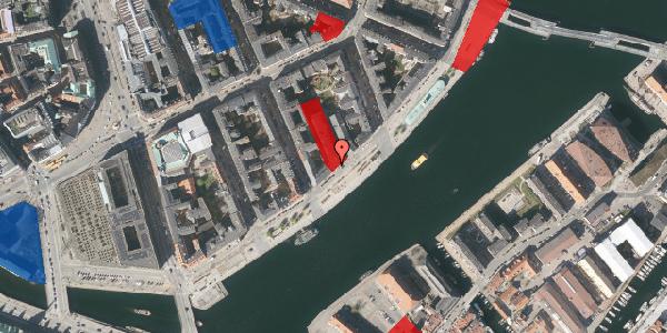 Jordforureningskort på Havnegade 37, 1. th, 1058 København K