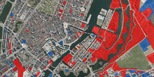 Jordforureningskort på Havnegade 39, 1. 4, 1058 København K