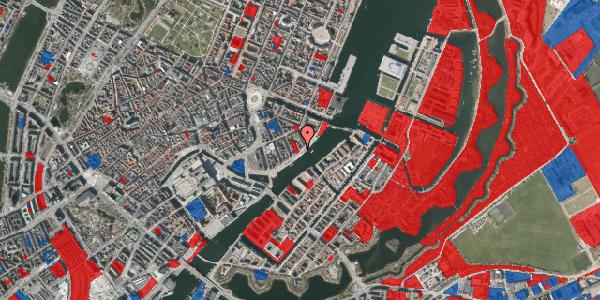 Jordforureningskort på Havnegade 39, 2. 2, 1058 København K