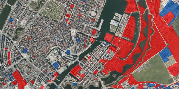 Jordforureningskort på Havnegade 45, 1. , 1058 København K