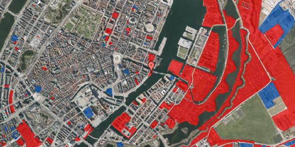 Jordforureningskort på Havnegade 51, 4. th, 1058 København K