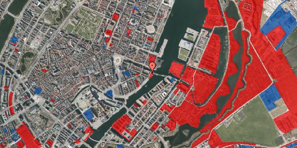Jordforureningskort på Havnegade 53A, 3. , 1058 København K