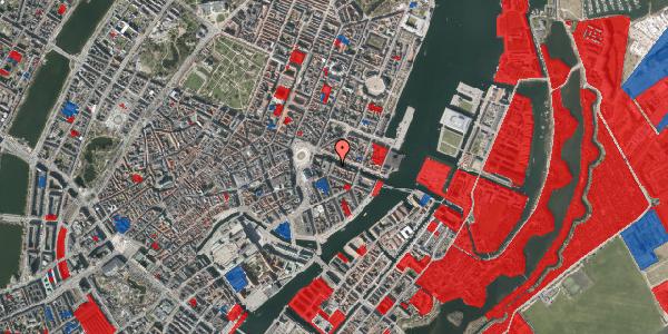Jordforureningskort på Heibergsgade 18, 4. th, 1056 København K