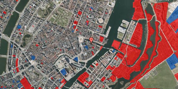 Jordforureningskort på Herluf Trolles Gade 1, kl. tv, 1052 København K
