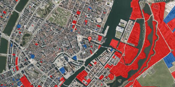 Jordforureningskort på Herluf Trolles Gade 1, 4. th, 1052 København K