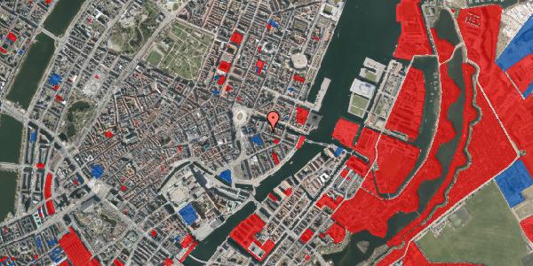 Jordforureningskort på Herluf Trolles Gade 3, 3. th, 1052 København K