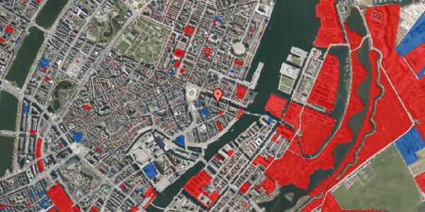 Jordforureningskort på Herluf Trolles Gade 3, 4. th, 1052 København K