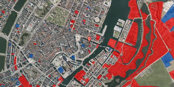 Jordforureningskort på Herluf Trolles Gade 5, 2. tv, 1052 København K