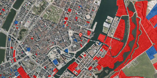 Jordforureningskort på Herluf Trolles Gade 6, kl. th, 1052 København K