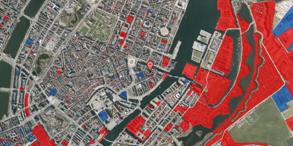 Jordforureningskort på Herluf Trolles Gade 6, kl. tv, 1052 København K
