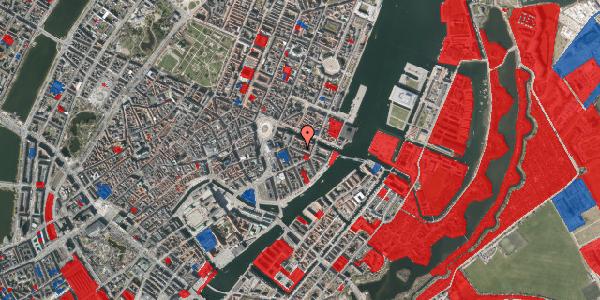 Jordforureningskort på Herluf Trolles Gade 7, st. tv, 1052 København K