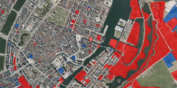 Jordforureningskort på Herluf Trolles Gade 7, 4. th, 1052 København K