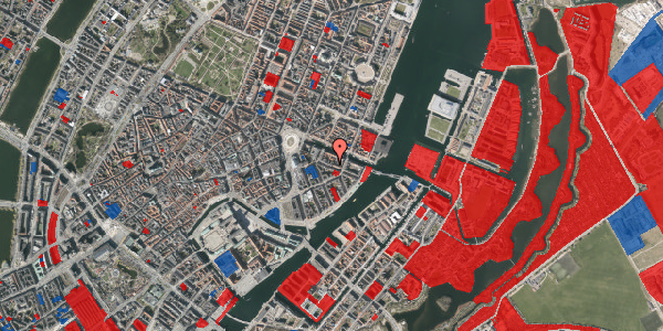 Jordforureningskort på Herluf Trolles Gade 9, 3. 8, 1052 København K