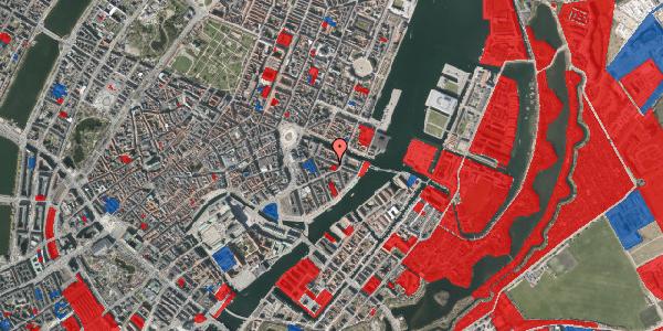 Jordforureningskort på Herluf Trolles Gade 16A, 3. , 1052 København K