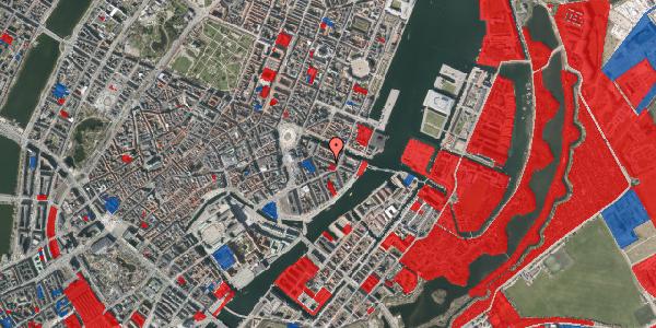 Jordforureningskort på Herluf Trolles Gade 16, 1. th, 1052 København K