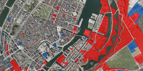 Jordforureningskort på Herluf Trolles Gade 21, 1. th, 1052 København K