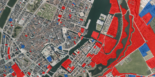 Jordforureningskort på Herluf Trolles Gade 22, 3. th, 1052 København K