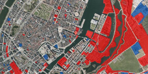 Jordforureningskort på Herluf Trolles Gade 23, kl. th, 1052 København K