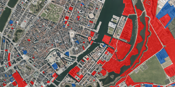 Jordforureningskort på Herluf Trolles Gade 24, 1. tv, 1052 København K
