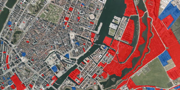 Jordforureningskort på Herluf Trolles Gade 25, 4. th, 1052 København K