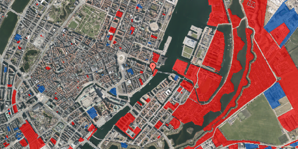 Jordforureningskort på Herluf Trolles Gade 26A, 1. th, 1052 København K