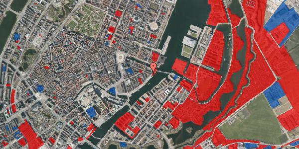 Jordforureningskort på Herluf Trolles Gade 28, 1. tv, 1052 København K