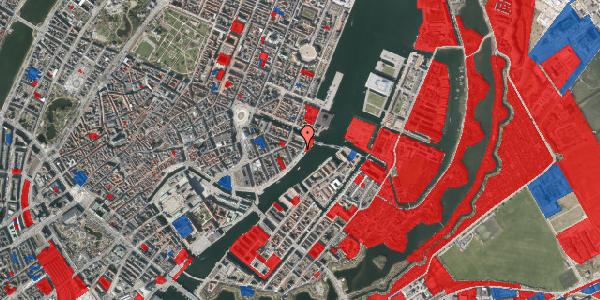Jordforureningskort på Herluf Trolles Gade 28, 3. th, 1052 København K