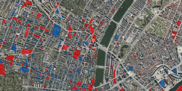 Jordforureningskort på Herman Triers Plads 7, 3. mf, 1631 København V