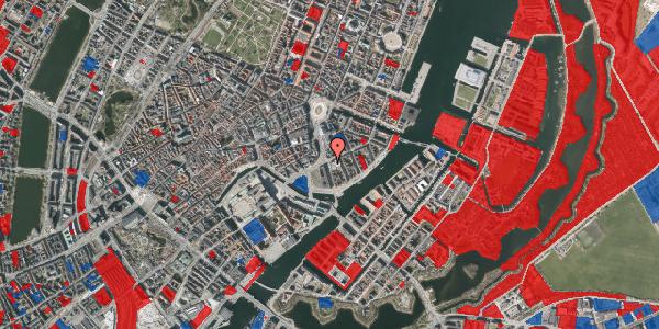 Jordforureningskort på Holbergsgade 2, 1. , 1057 København K