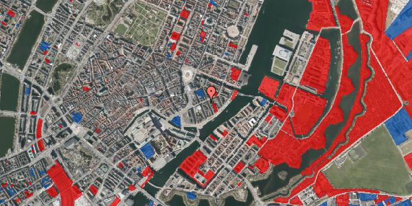 Jordforureningskort på Holbergsgade 12, 4. tv, 1057 København K