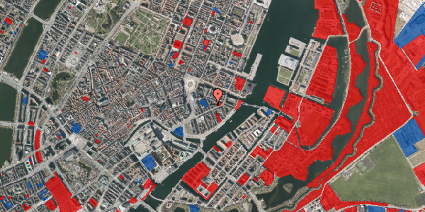 Jordforureningskort på Holbergsgade 13A, 1. , 1057 København K