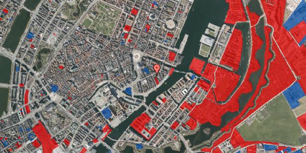 Jordforureningskort på Holbergsgade 14, 1. , 1057 København K