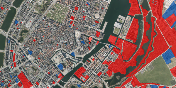 Jordforureningskort på Holbergsgade 15, kl. th, 1057 København K