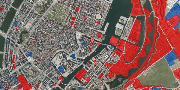 Jordforureningskort på Holbergsgade 17, 5. tv, 1057 København K
