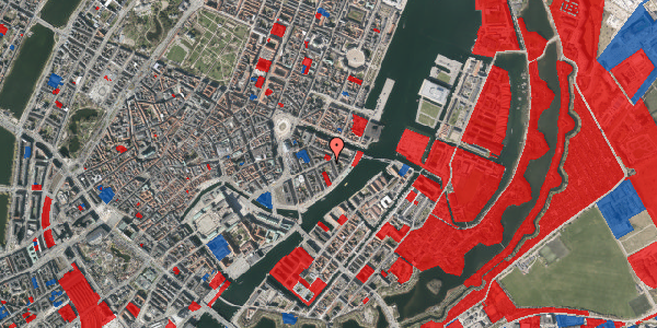 Jordforureningskort på Holbergsgade 22, 1. tv, 1057 København K