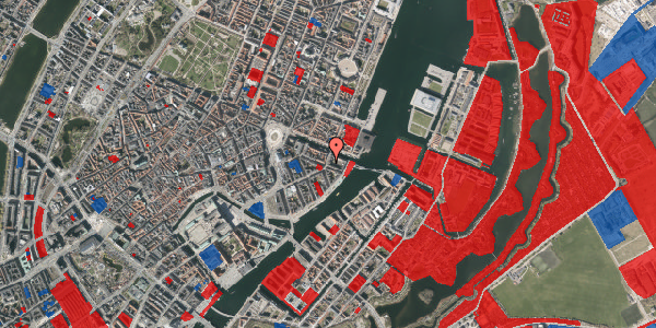 Jordforureningskort på Holbergsgade 26, st. th, 1057 København K