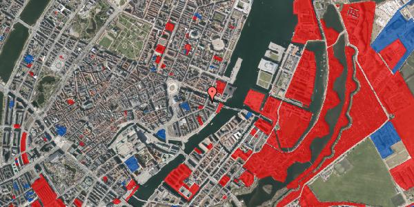 Jordforureningskort på Holbergsgade 28A, 4. tv, 1057 København K