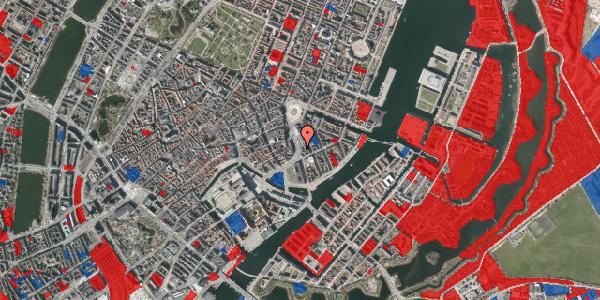 Jordforureningskort på Holmens Kanal 7, st. 4, 1060 København K