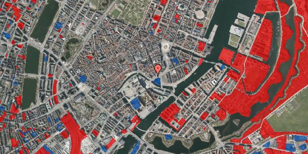 Jordforureningskort på Holmens Kanal 22, 3. , 1060 København K