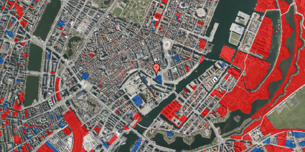 Jordforureningskort på Holmens Kanal 42, st. , 1060 København K