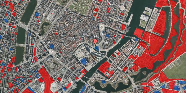 Jordforureningskort på Holmens Kanal 42, 4. , 1060 København K
