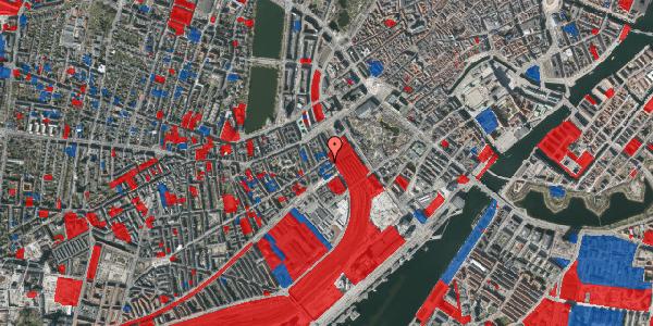 Jordforureningskort på Istedgade 1, 4. , 1650 København V