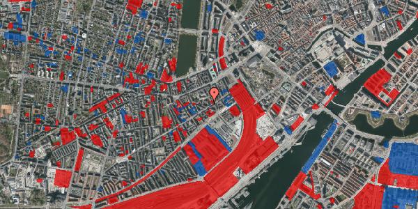Jordforureningskort på Istedgade 20, 2. , 1650 København V