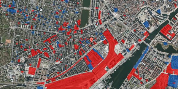 Jordforureningskort på Istedgade 27, 4. tv, 1650 København V